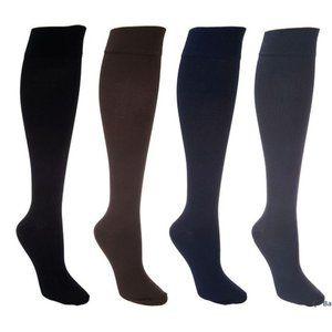 Legacy 4 Pack Graduated Compression Socks P4115